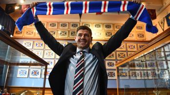 A Liverpool legendája veszi át a Glasgow Rangerst
