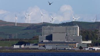Leáldozóban a nukleáris energiatermelés Európában