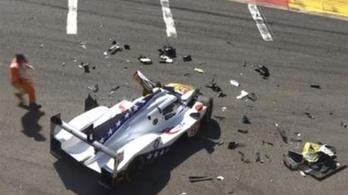 Alonsóéké a pole Spában, Fittipaldi nagyot bukott
