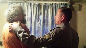 Horvátok és magyarok elleni terrorakcióval vádolt férfit fogtak el