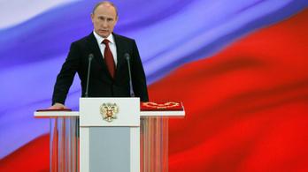 Putyin ezt már rutinból megoldja