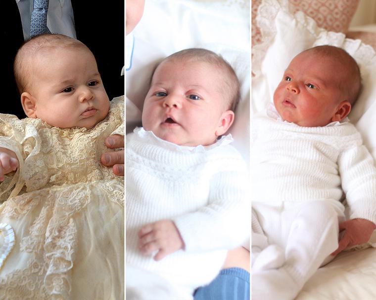 Ki a legcukibb?Balról jobbra: György, Sarolta és Lajos.Szavazzon!