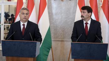 Orbán: A kétharmaddal a háromharmadot fogom szolgálni