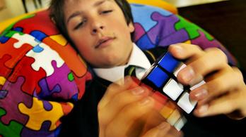 Új Rubik-kocka-világrekord született