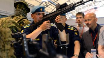 Új fegyvert kap az orosz hadsereg