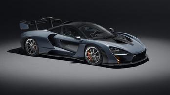 Két tonna lenne egy elektromos McLaren