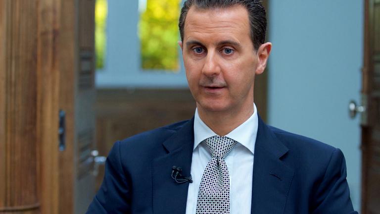 Izrael végez Aszaddal, ha nem állítja meg Iránt