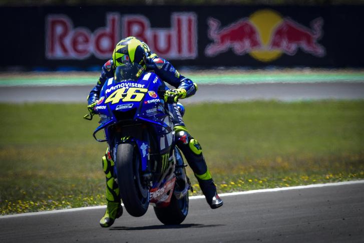 Rossi ötödik lett végül
