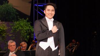 A magyar operarajongók új kedvence a vietnámi Kukorica Jancsi