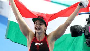 Hosszú Katinka júniusban visszatér a versenyzéshez