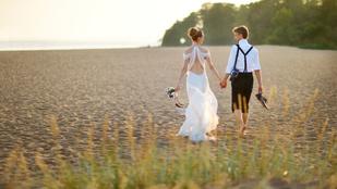 Esküvő: partyra vagy estélyre számíts?