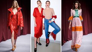 A piros az új rózsaszín a magyar tervezők szerint