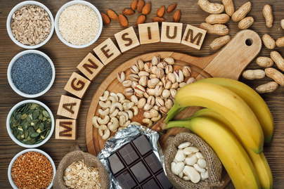 magnezium-etelek
