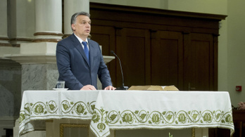 A Parlamentben tart istentiszteletet a Fidesz