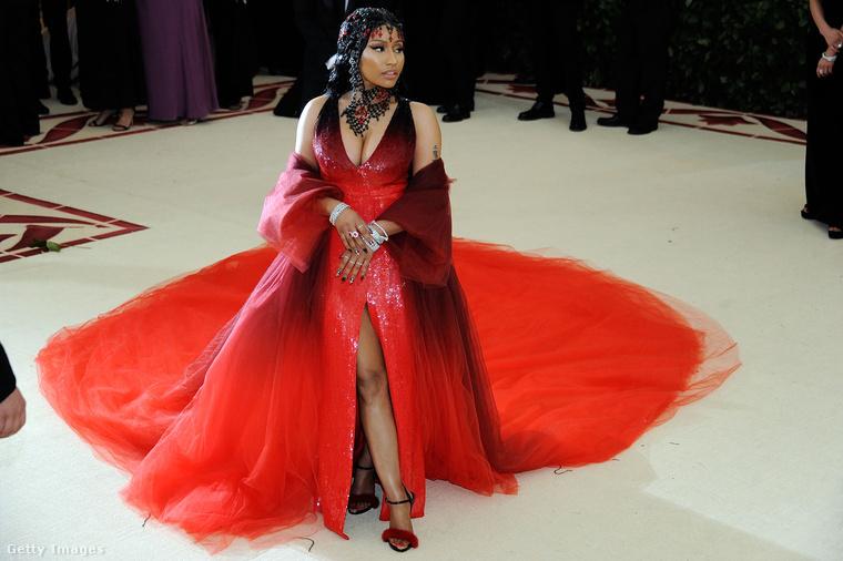 Mi szóltunk, Nicki Minaj is hatalmas uszályt vont maga után...