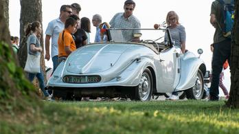 Balatonfüred Concours d'Élegance, azaz autó szépségverseny, 2018