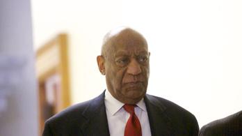 Visszavonták Bill Cosby életműdíját