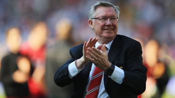 Sir Alex Ferguson állítólag felült, és már beszél is