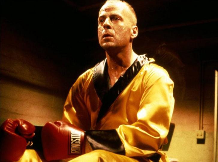 Bruce Willis maga is alakított ökölvívót (Tarantino Ponyvaregényben)