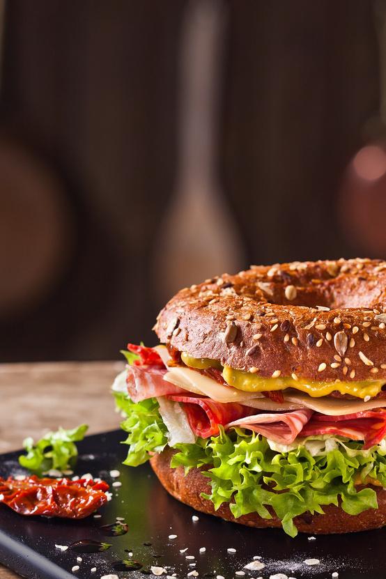 Zé-féle nagyon friss szendvics