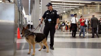 Drogkereső kutyáik elaltatásával fenyegetőznek a fűlegalizálást ellenző rendőrök