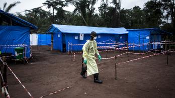 Újabb ebolajárvány van kialakulóban Kongóban, már 17-en meghaltak