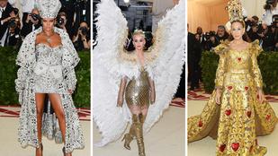 Rihanna katolikus papnak öltözött