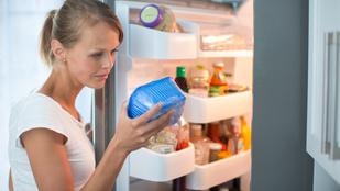Meddig állnak el a hűtőben a különböző élelmiszerek?