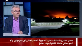 Izrael máris lövi Szíriát
