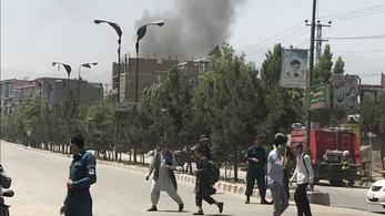 Több nagy robbanás volt Kabulban