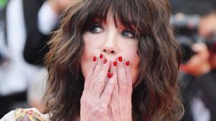 Néhány tökéletes pillanatban elkapott arckifejezés Cannes nyitónapjáról