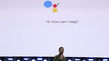A Google gépei már helyettünk telefonálnak