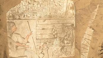 Megtalálták II. Ramszesz tábornokának sírját