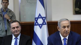 Izrael először ismerte el, hogy légicsapást hajtott végre Szíriában
