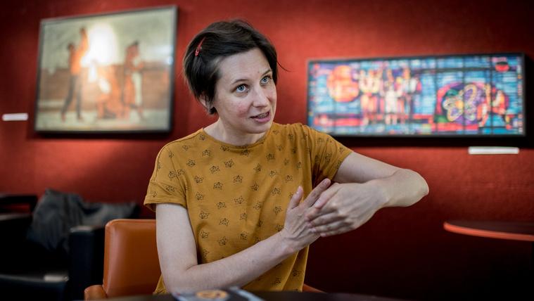 Az Egy nap rendezője Szarajevóban állt ki a genderszak mellett