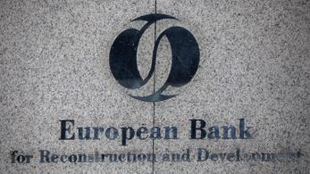 EBRD: Túl vagyunk a csúcson