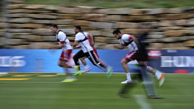 A magyar futballista lassabban gyorsul