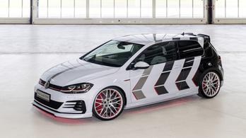 Két érdekes Golfot mutatott a Volkswagen