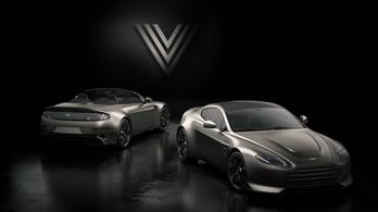 V600: a régimódi Aston Martin búcsúja