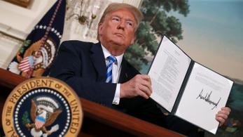 Trump jókora vereséget mért Amerikára
