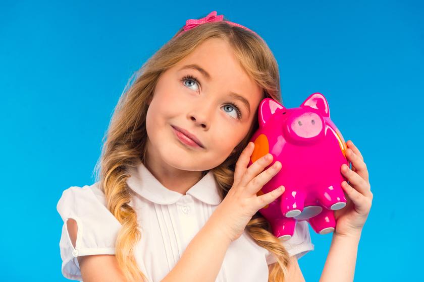 Ezért soha ne adj plusz zsebpénzt: nem gondolnád, milyen rossz irányba viszi a gyereket