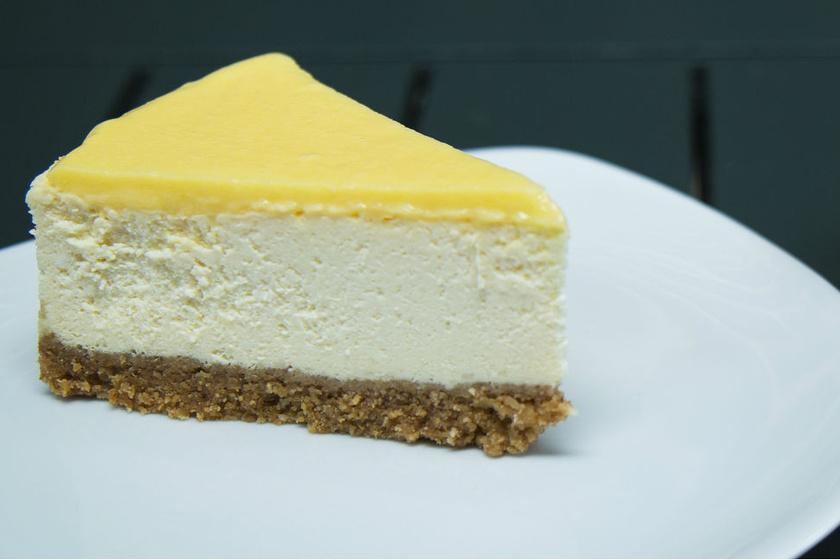 Krémes, citromos sajttorta - Kényeztető desszert pofonegyszerűen