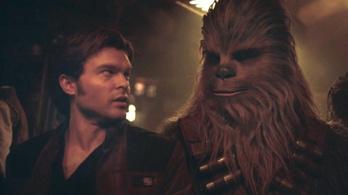 Még Han Solo is megdöbben Chewbacca életkorán