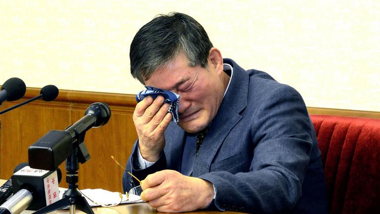 Volt olyan elengedett amerikai, akit korábban a reptéren fogtak el Észak-Koreában