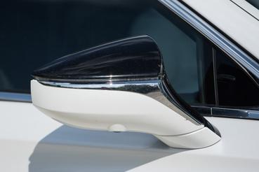 Ezt a tükröt az LFA óta nem tudja elengedni a Lexus