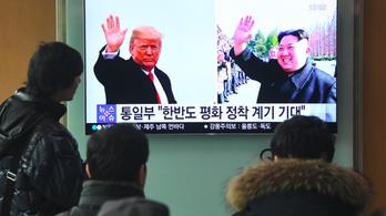 Szingapúrban lesz Kim Dzsongun és Trump nagy találkozója