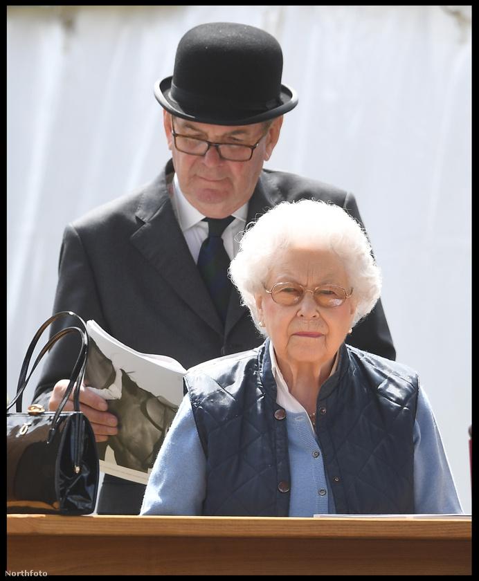 Május 9-én kezdetét vette a Royal Windsor Horse Show.