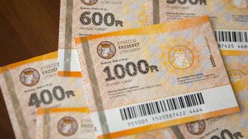 6 milliárd forint közpénzt kapott a kormánymédia az Erzsébet-utalvány reklámjából