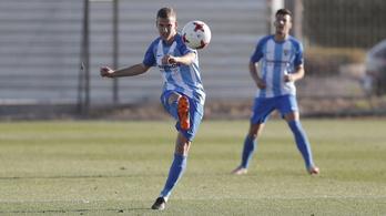 A magyar foci nagy tehetsége útban a spanyol harmadosztály felé