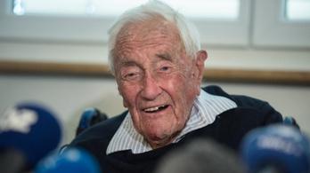 104 éves volt, vágyott a halálra